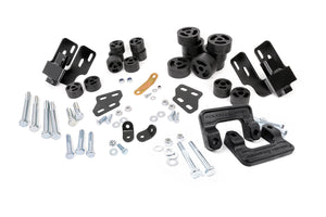Rough Country 3.25-inch Suspension & Body Lift Combo Kit (Factory Cast Steel Control Arm Models)