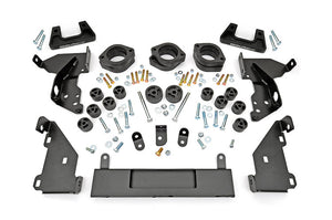 Rough Country 3.25-inch Suspension & Body Lift Combo Kit (Factory Cast Aluminum Control Arm Models)