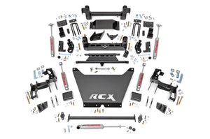 Rough Country 6-inch Non-Torsion Drop Suspension Lift Kit