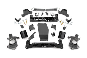 6in GMC Suspension Lift Kit (14-18 1500 Denali PU 4WD w/MagneRide Aluminum & Stamped Steel)