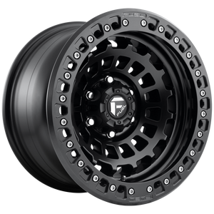 ZEPHYR BL - OFF ROAD ONLY 17x9 5x150.00 MATTE BLACK (-15mm)