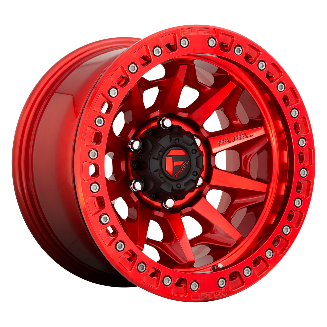 COVERT BL - OFF ROAD ONLY 17x9 6x135.00 CANDY RED (-15mm)