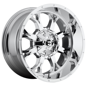 KRANK 20x9 8x180.00 CHROME PLATED (20mm)