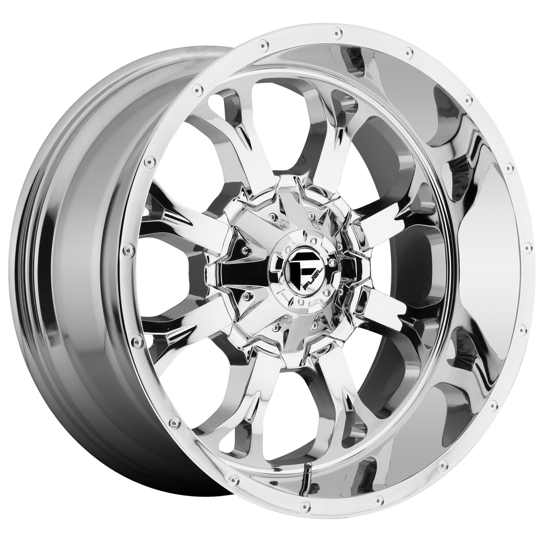 KRANK 18x9 6x135.00/6x139.70 CHROME PLATED (20mm)