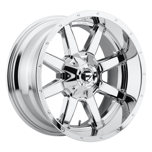 MAVERICK 20x8.25 8x200.00 CHROME PLATED (-227mm)