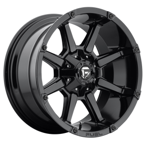 COUPLER 20x10 6x135.00/6x139.70 GLOSS BLACK (-18mm)