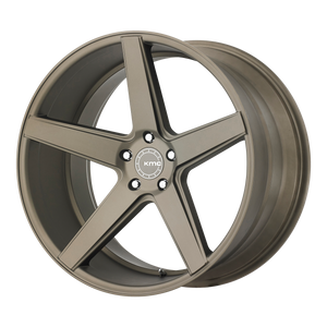 DISTRICT 22x10.5 5x114.30 MATTE BRONZE (40mm)
