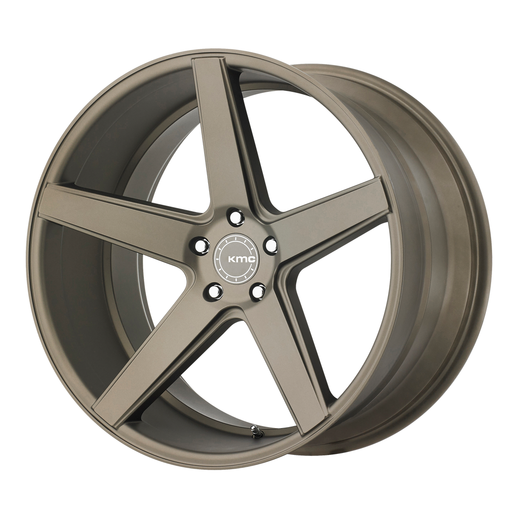 DISTRICT 20x8.5 5x114.30 MATTE BRONZE (35mm)