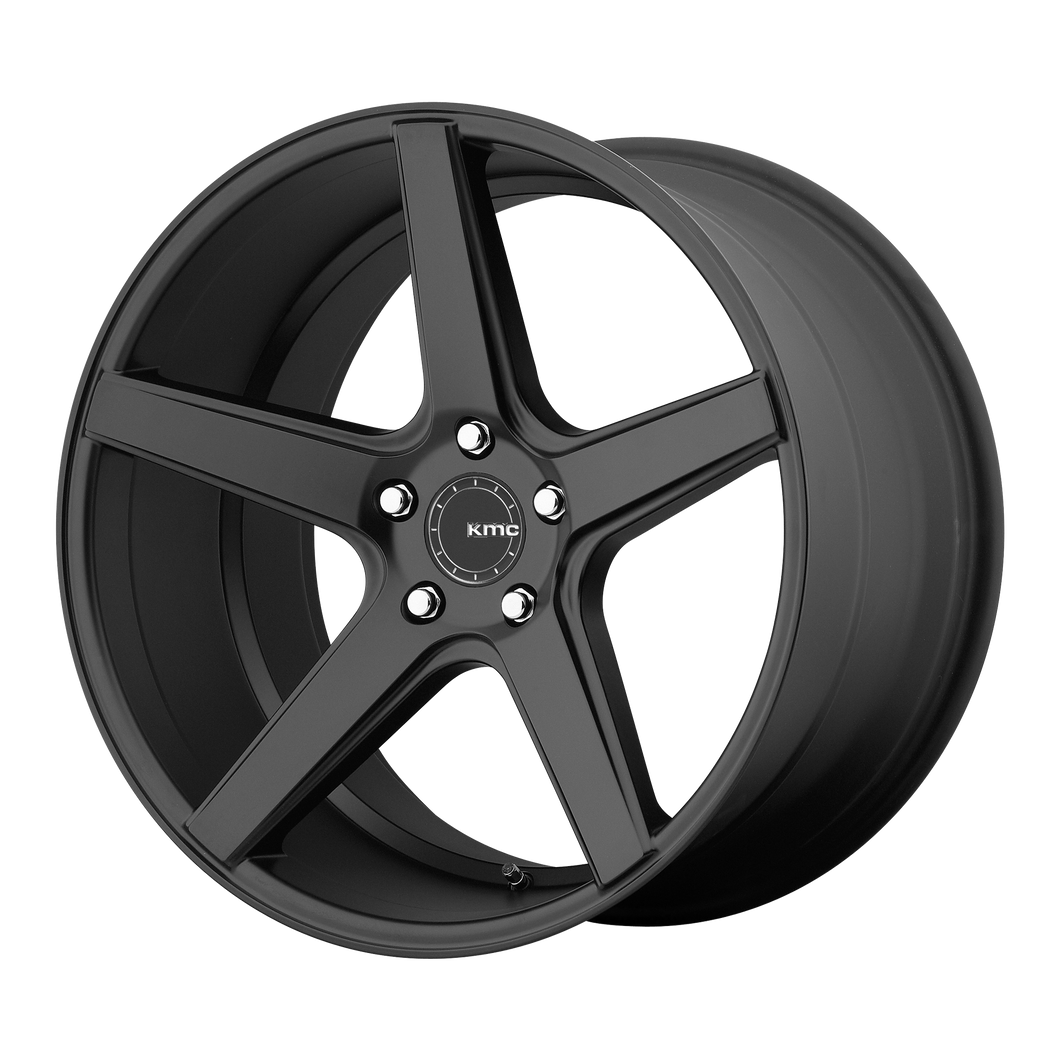 DISTRICT 18x8 5x114.30 SATIN BLACK (38mm)