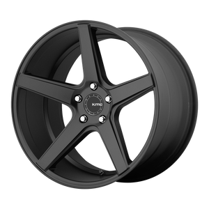 DISTRICT 19x8.5 5x112.00 SATIN BLACK (35mm)