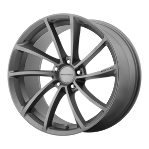 SPIN 18x8 5x112.00 GUN METAL (35mm)