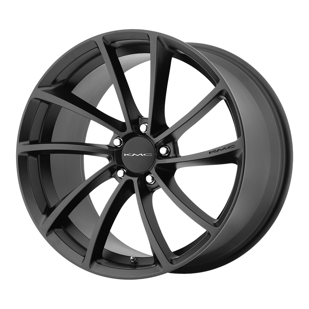 SPIN 20x9 5x120.00 SATIN BLACK (38mm)