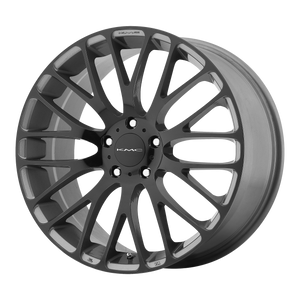 MAZE 18x8 5x114.30 PEARL GRAY W GLOSS BLACK FACE (40mm)