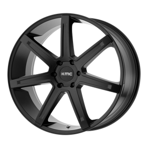 REVERT 24x9.5 5x127.00 SATIN BLACK (38mm)
