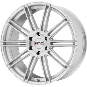 CHANNEL 20x9 5x120.00 BRUSHED SILVER (30mm)