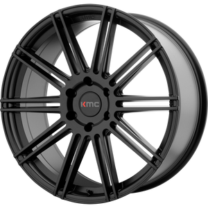 CHANNEL 20x9 6x139.70 SATIN BLACK (30mm)
