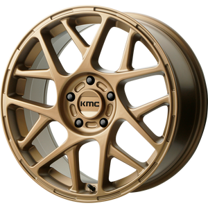 BULLY 18x8 5x108.00 MATTE BRONZE (38mm)