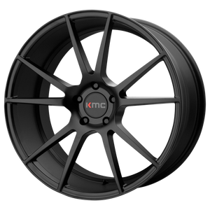 FLUX 20x8.5 5x120.00 SATIN BLACK (35mm)