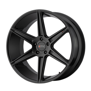 PRISM 20x9 5x120.00 SATIN BLACK (20mm)