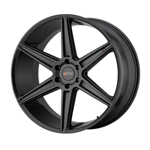 PRISM TRUCK 24x10 6x135.00 SATIN BLACK (30mm)
