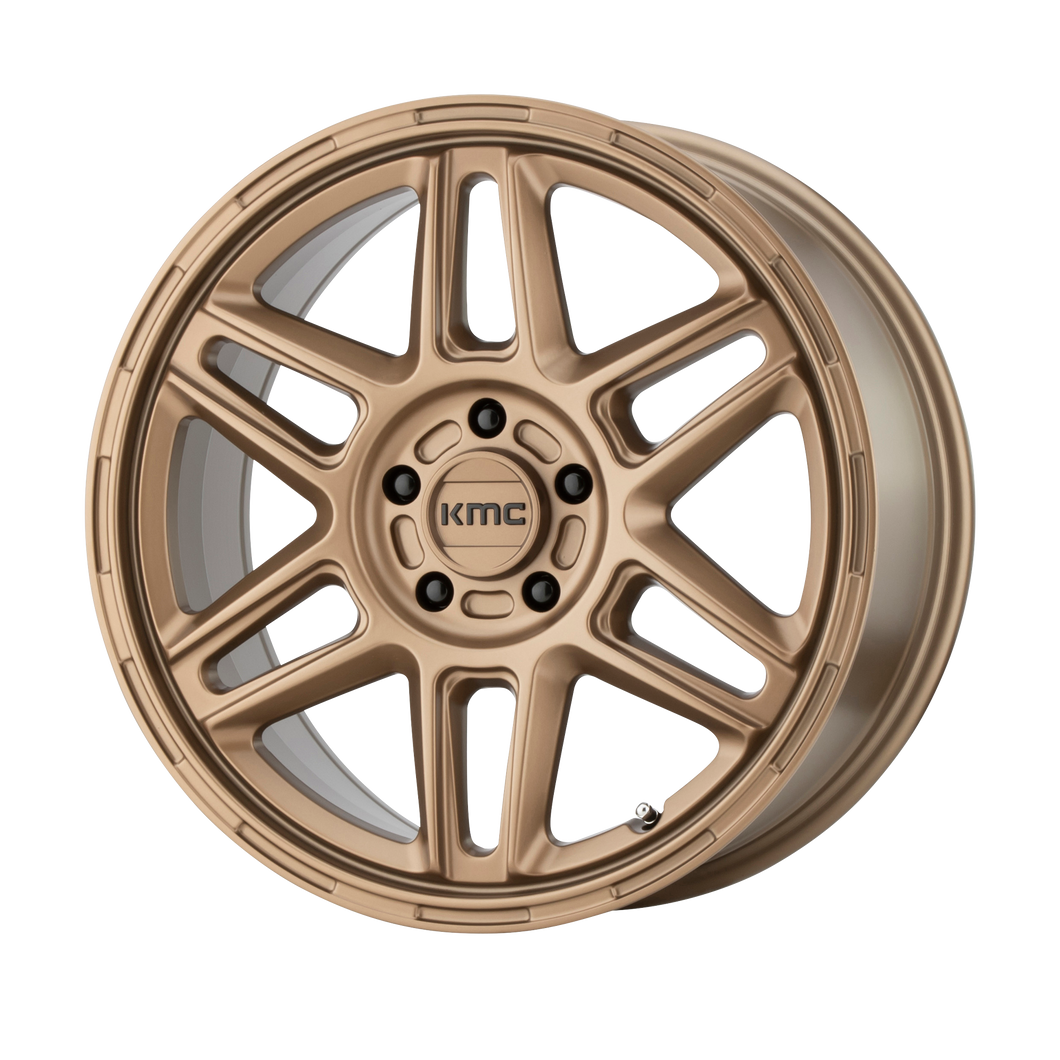 NOMAD 18x8 5x114.30 MATTE BRONZE (38mm)