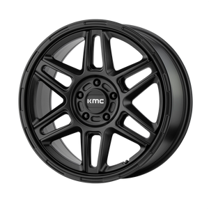NOMAD 18x8 5x114.30 SATIN BLACK (38mm)