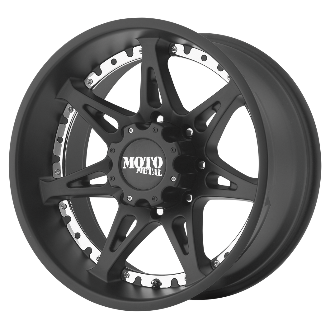 MO961 20x9 6x139.70 SATIN BLACK (18mm)