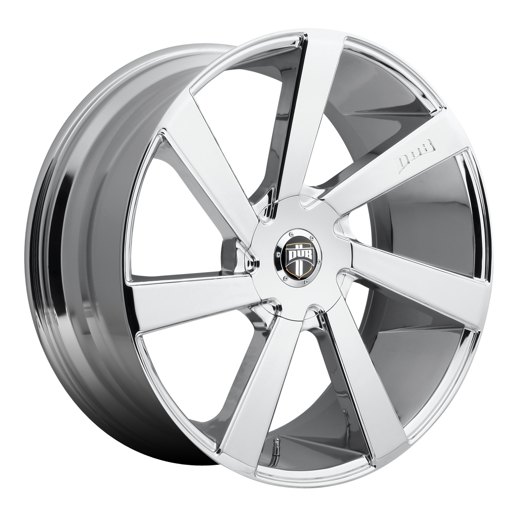 DIRECTA 24x10 Blank CHROME PLATED (30mm)