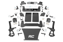 Load image into Gallery viewer, 6in Suspension Lift Kit Strut Spacers (19-20 GMC Denali 1500 w/ Adaptive Ride Control 4WD/2WD)