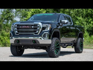 6in Suspension Lift Kit Strut Spacers (19-20 GMC Denali 1500 w/ Adaptive Ride Control 4WD/2WD)