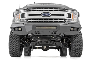 Ford Heavy-Duty Front LED Bumper (18-20 F-150)