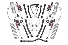 Load image into Gallery viewer, 4in Jeep X-series Suspension Lift Kit Vertex (07-18 Wrangler JK)