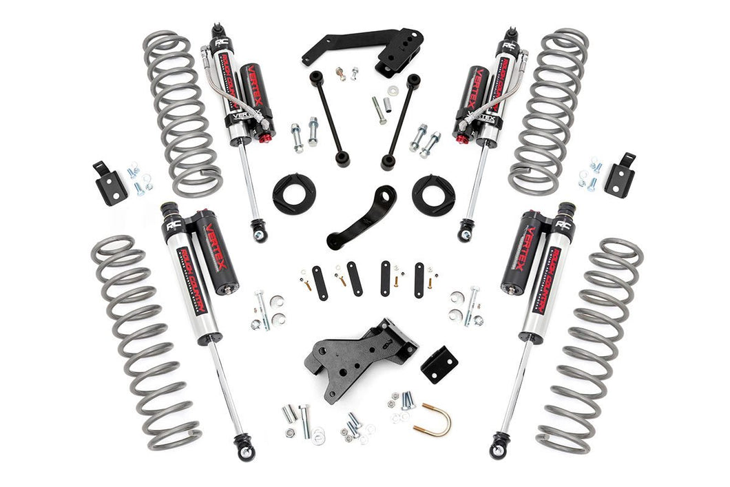 4in Jeep Suspension Lift Kit Vertex (07-18 Wrangler JK Unlimited)