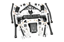 Load image into Gallery viewer, Rough Country X-Flex Long Arm Upgrade Kit for 4-inch Lifts
