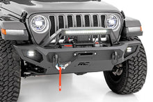 Load image into Gallery viewer, Jeep Full Width Front Trail Bumper (JK/JL/JT Gladiator)