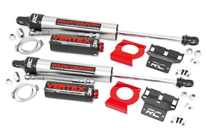 Jeep Front Adjustable Vertex Shocks (18-20 Wrangler JL for 3.5in - 4.5in Lifts)