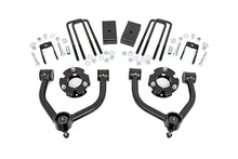 Load image into Gallery viewer, Rough Country 3-inch Bolt-On Suspension Lift Kit w/ Upper Control Arms