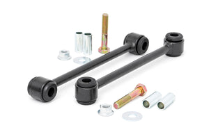 Rough Country YJ Front Sway bar links 4-Inch Lifts