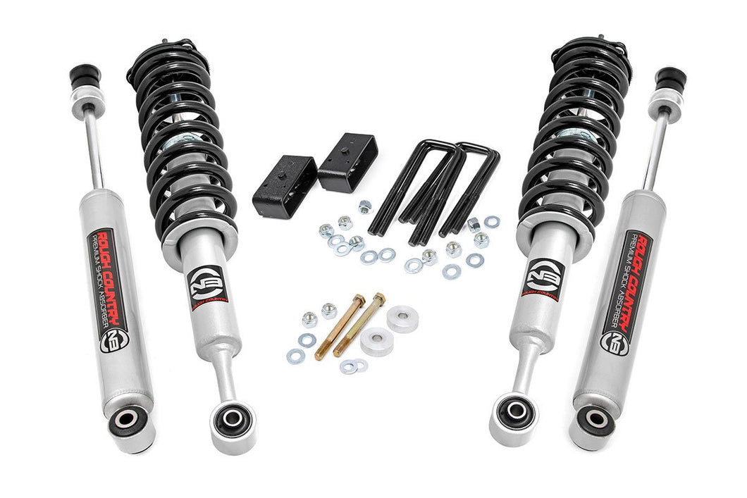 3in Toyota Suspension Lift Kit Lifted N3 Struts (05-20 Tacoma)
