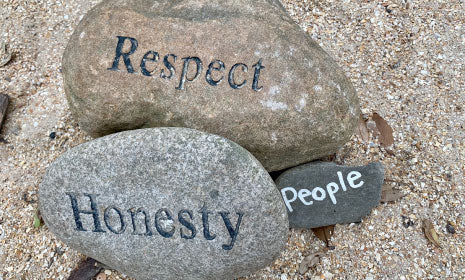 Show Respect Towards People