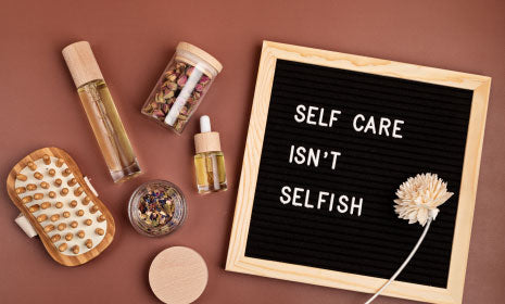 REFLECTION OF SELF-LOVE