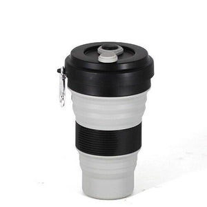 "Faltbare 550ml Kaffeetasse ""TO-GO"" - GALAXY of HOME"
