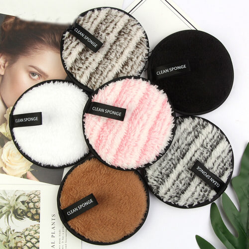 Wiederverwendbare Make-up Entferner Pads - GALAXY of HOME