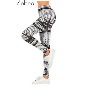 Exclusive Zohra Leggings Collection URBAN SPORT - GALAXY of HOME