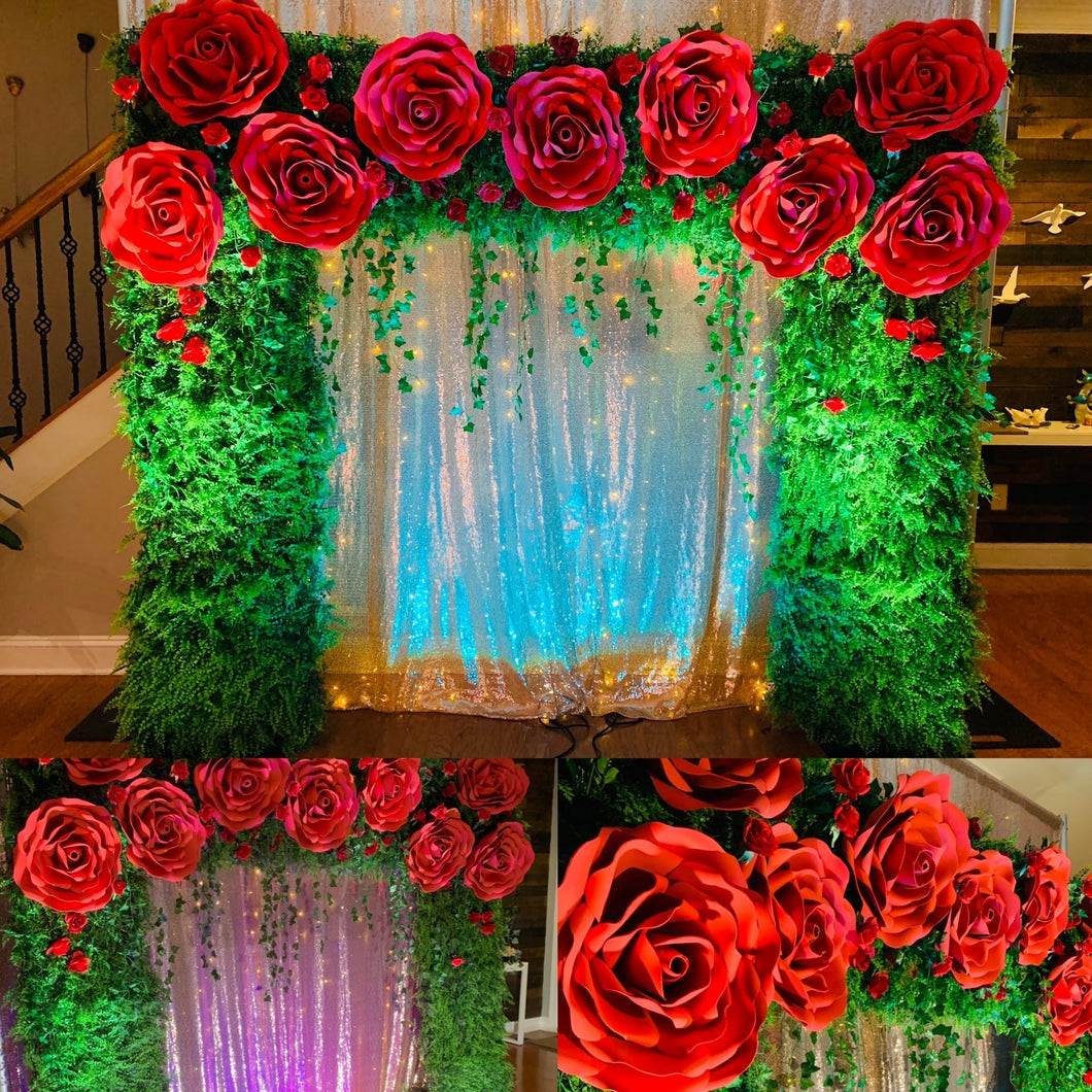 Enchanted gardens forest designs starting $350