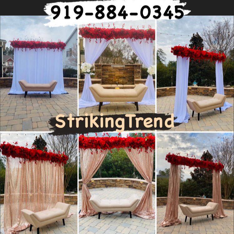 Backdrop Rentals starting from $150