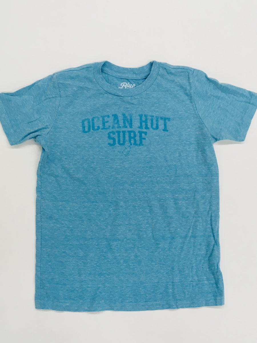 Youth Ocean Hut Inc Short Sleeve Tee