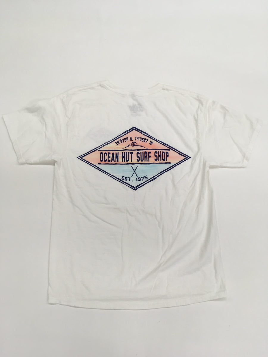Ocean Hut Hark Wave Short Sleeve