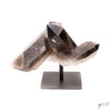 Smoky Quartz Iron Stand D