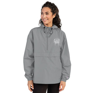 FOPT Embroidered Champion Packable Jacket